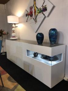 Buffet contemporain Rio Meubles Lehue Angers