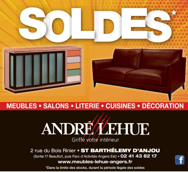 Soldes Meubles Lehue Angers 49